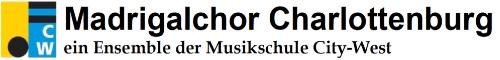 Madrigalchor Charlottenburg Logo